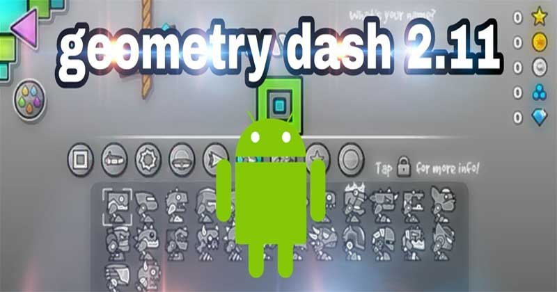 descargar geometry dash 2.2 apk full version