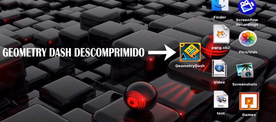Geometry Dash Descomprimido