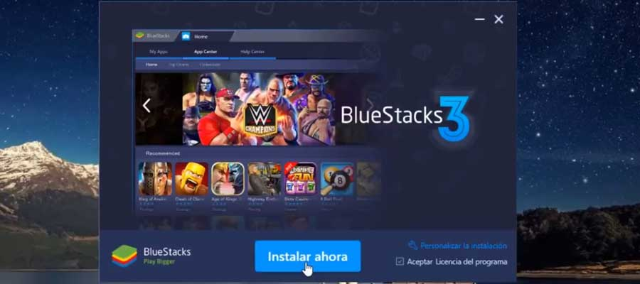 Instalar BlueStacks Para Jugar Geometry Dash SubZero.jpg