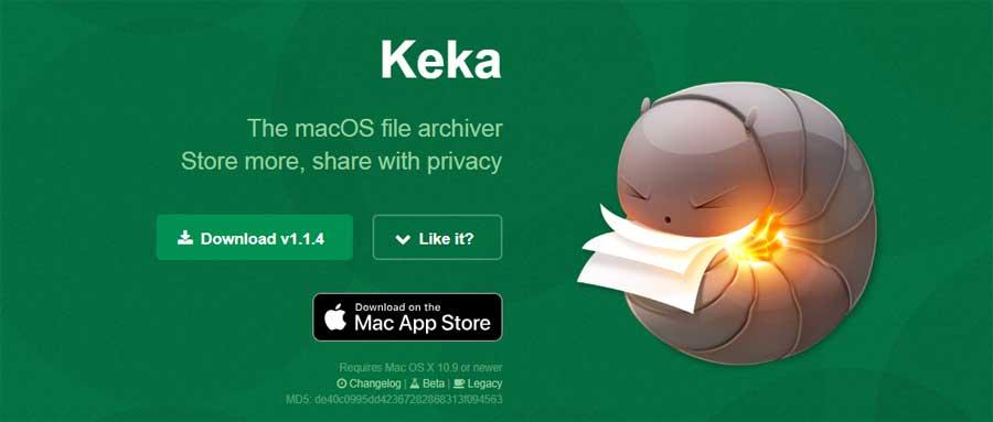 Descargar Keka